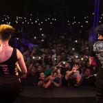 Show com exclusividade no Brasil realizado na Fazenda Open Music