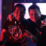 Djs Augusto Junior e Giovanni Feghalli